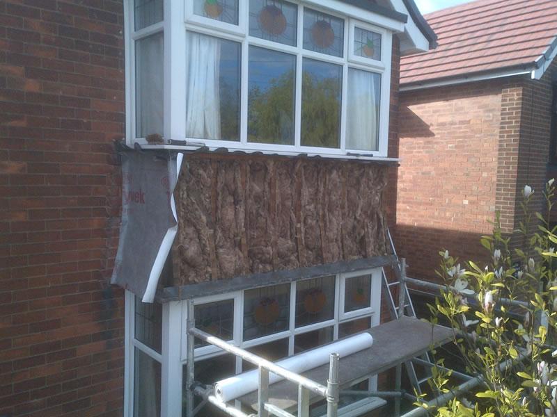 Bay Tile Hanging Derby Derby Bay Tile Hanging Company