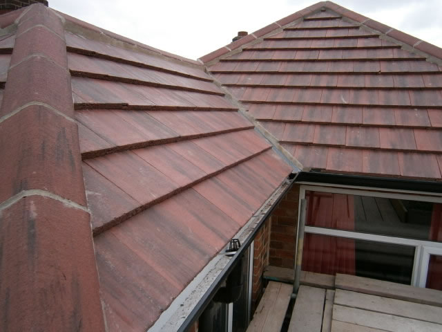 orton and parker roofing. derby roofing services