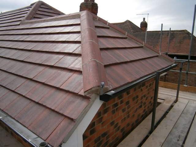 roof tiling derby